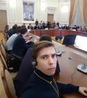 Политолог истфила выступил на модели Венского конгресса