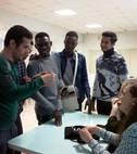 Иностранные студенты историко-филологического факультета успешно завершили программу по подготовке к поступлению в российские вузы