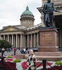 Мария Горяинова прошла обучение по программе The NY-St. Petersburg Institute of Linguistics, Cognition and Culture