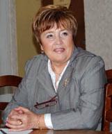 Алеврас Наталия Николаевна